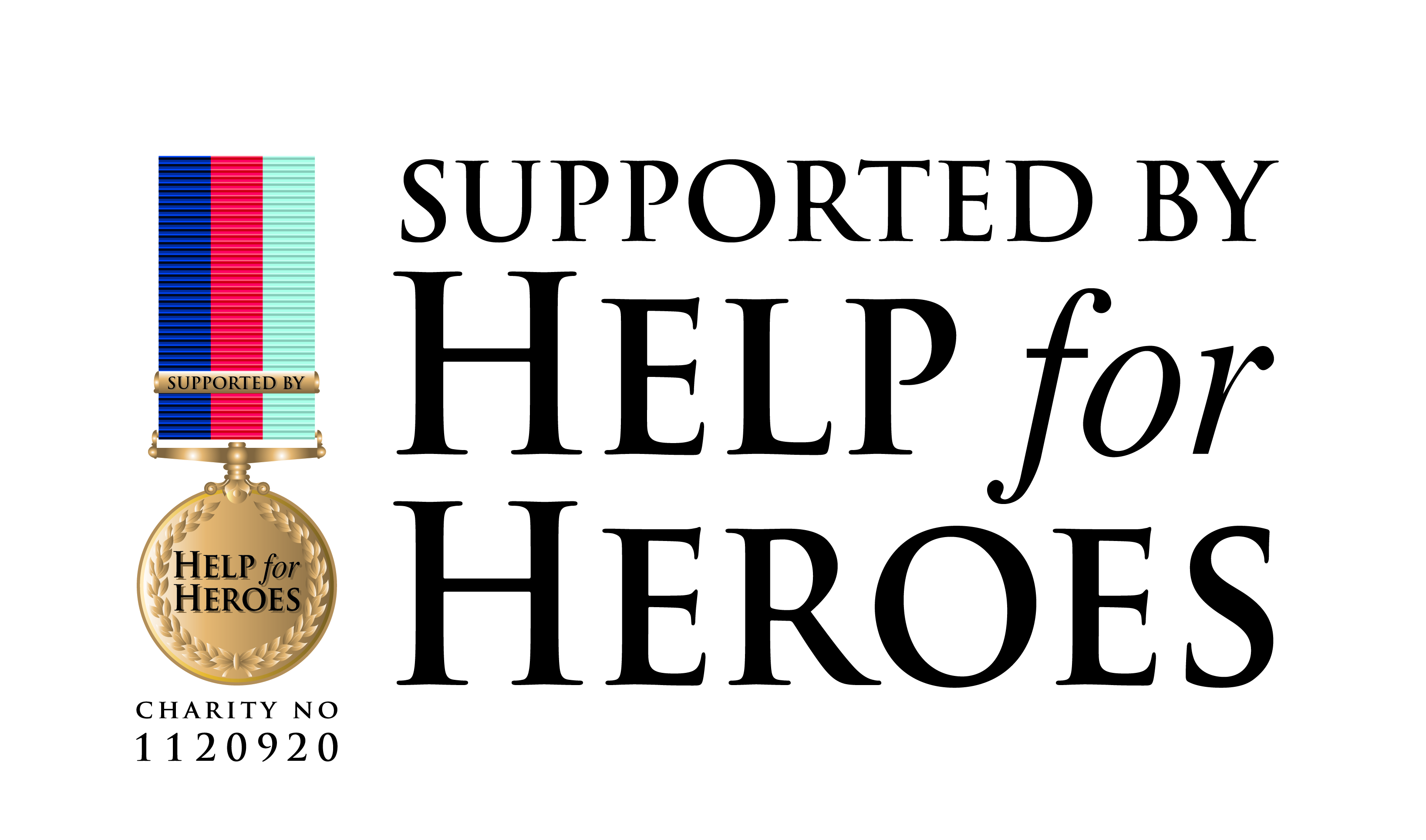 H4H SUPPORTED BY LOGO